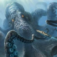 Did Google Earth Capture The Kraken?