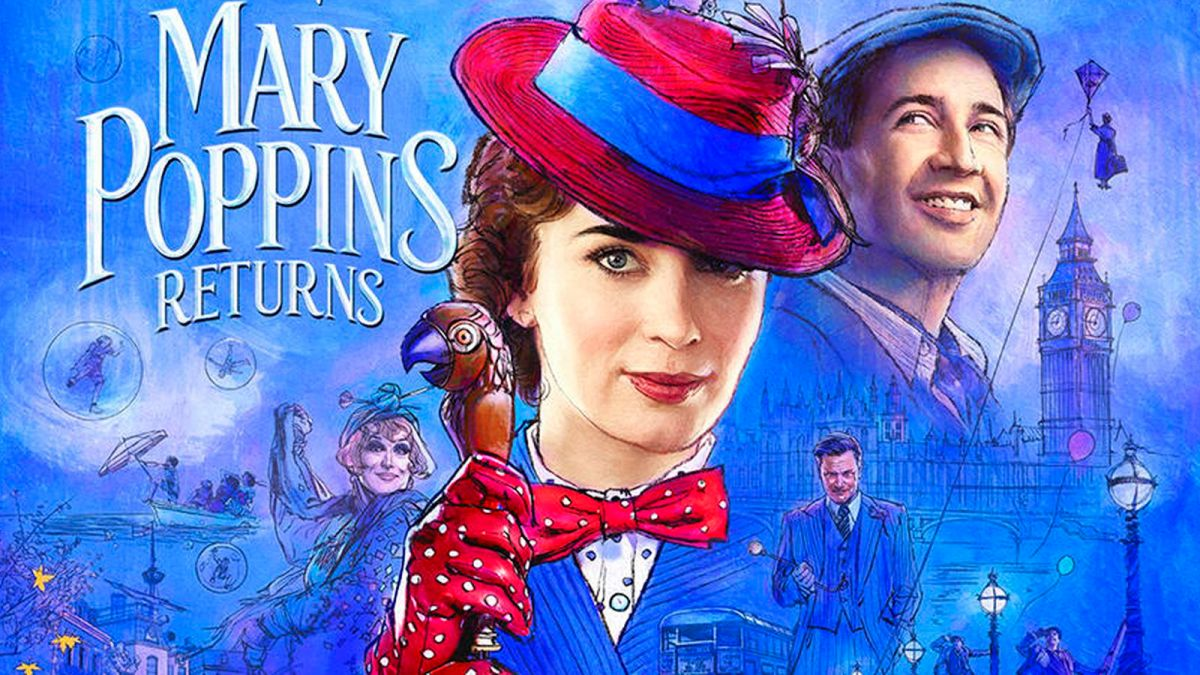 Mary Poppins Returns Trailer Features Dick Van Dyke